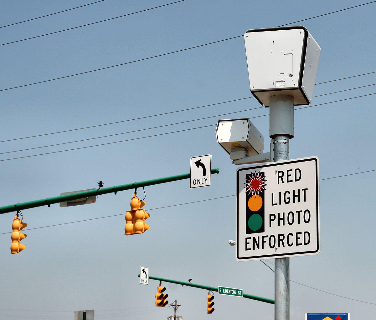 How To Effectively Beat A Red Light Camera Ticket