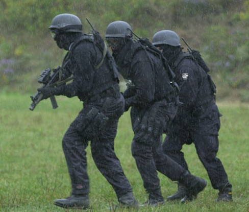 SWAT Team: Via Wikicommons