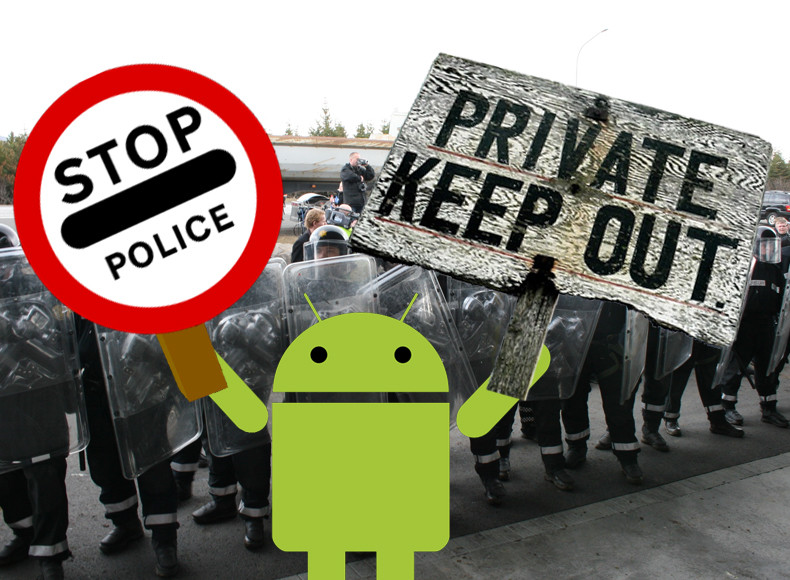 android-keep-out