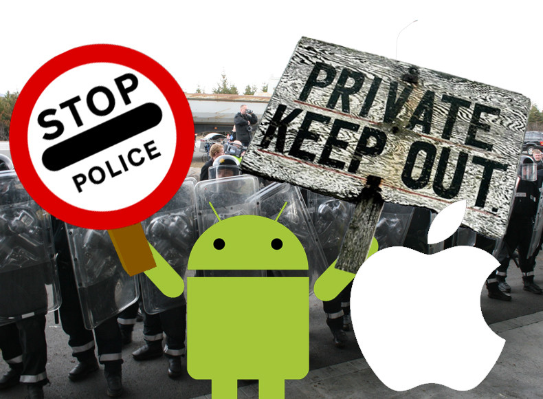 android apple encryption