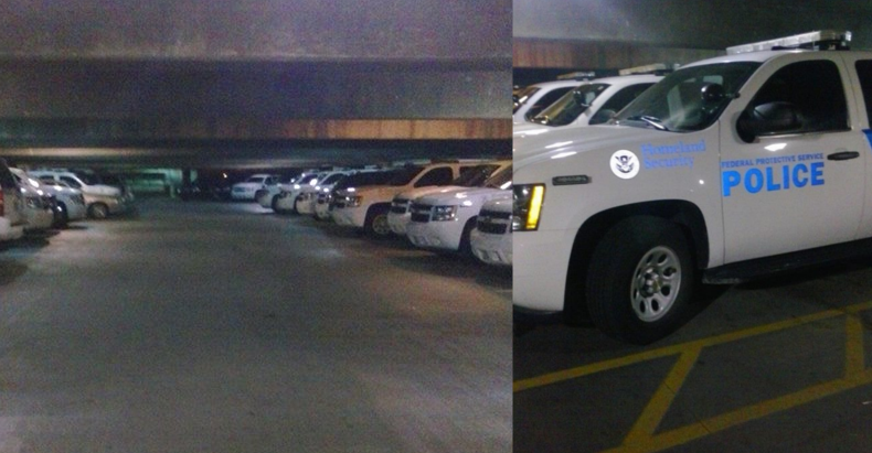 dhs cars