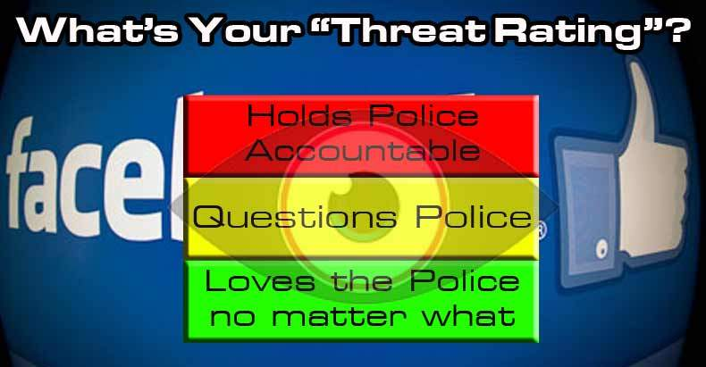 police-social-media-threat-rating