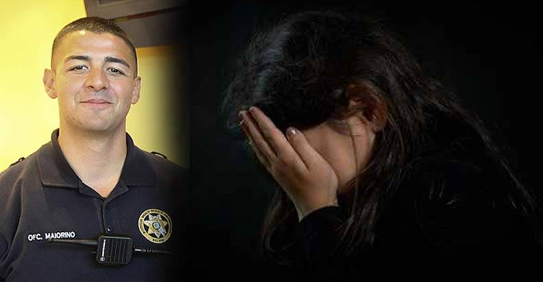 Cop-Gets-Off-for-Raping-Woman-a-Gunpoint-Because-He-Said-She-Asked-For-It