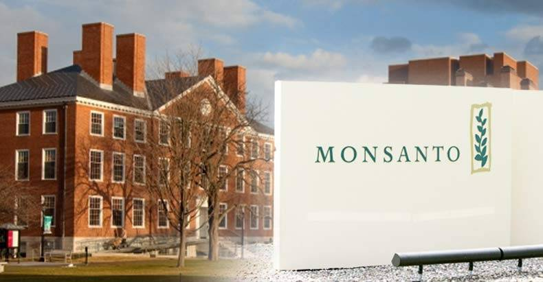 Monsanto-Caught-Working-With-Harvard-Staff-to-Spread-Pro-GMO-Propaganda