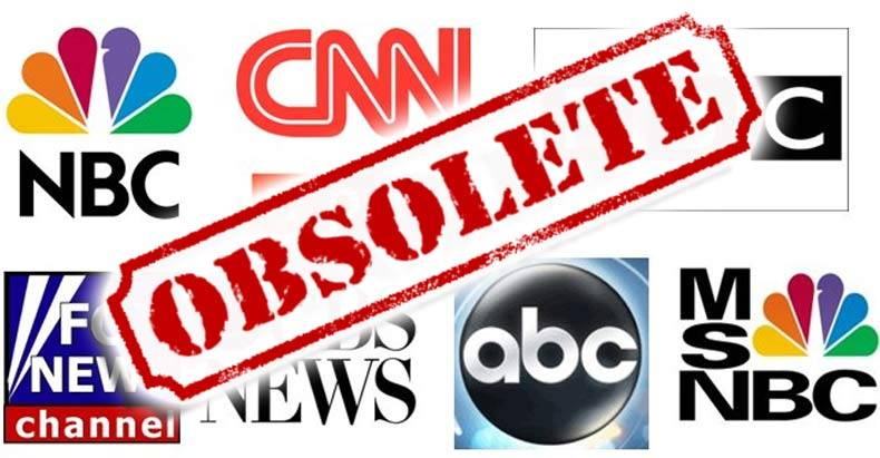 New-Poll-Shows-60-Percent-of-Americans-Don't-Trust-Mainstream-Media