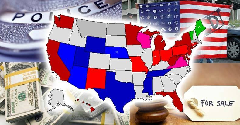 Every-State-Was-Just-Given-a-Corruption-Test,-All-But-3-States-Made-D's-and-F's