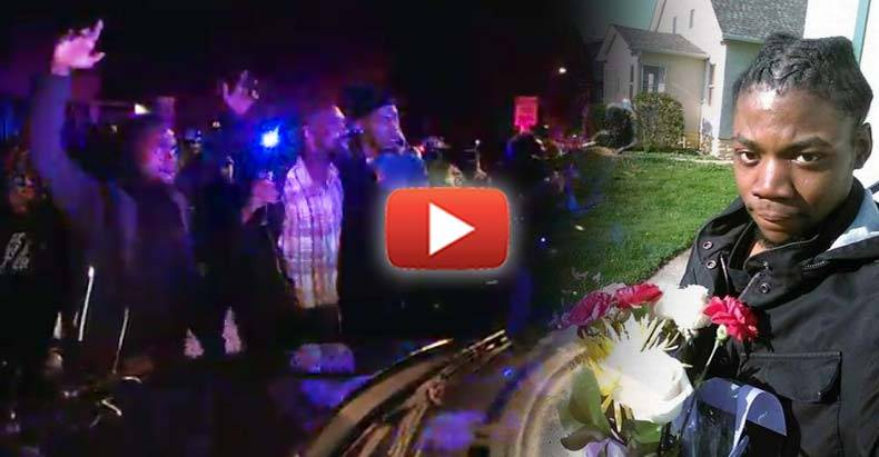 Residents-Declare-'Cop-Free-Zone'-After-they-Say-Police-Killed-Handcuffed-Man