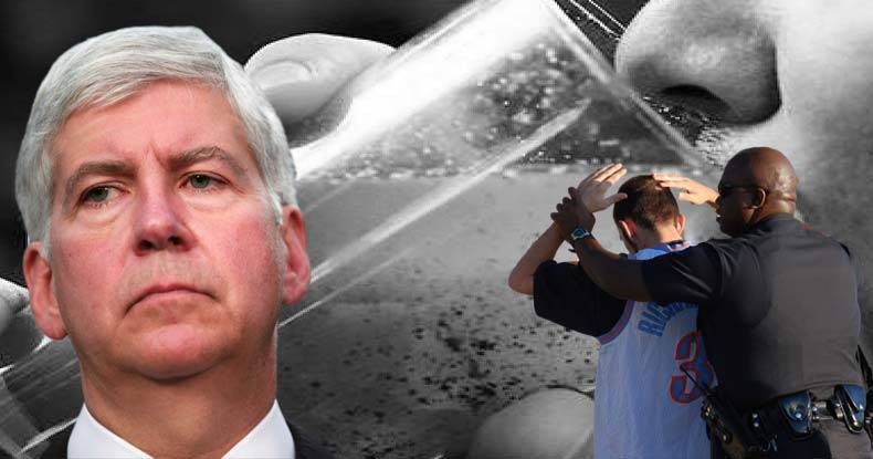 Thousands-Arrested-in-Michigan-for-Pot-While-the-Governor-Remains-Free-for-Poisoning-Entire-City