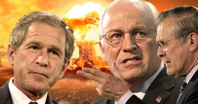 cheney-rumsfeld-bush