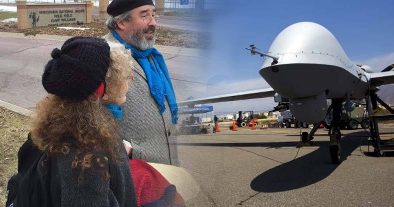 Activists-Arrested,-Being-Held-Prisoner-for-Bringing-a-Peace-Offering-to-Wisconsin-Drone-Base