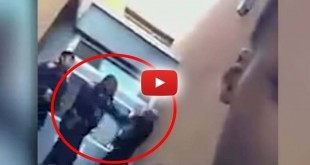 Disturbing-Video-Shows-What-Education-Looks-Like-in-a-Police-State-as-a-Cop-Beats-a-Student