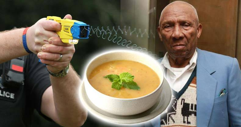 tasered-for-cooking-soup