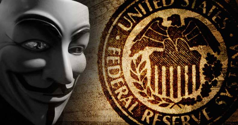 Exclusive Anonymous Strikes The Heart Of The Empire Takes Down