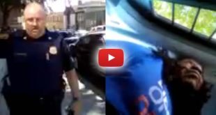 Cops Falsely Charge Activist