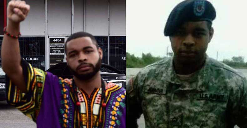 Dallas Gunman