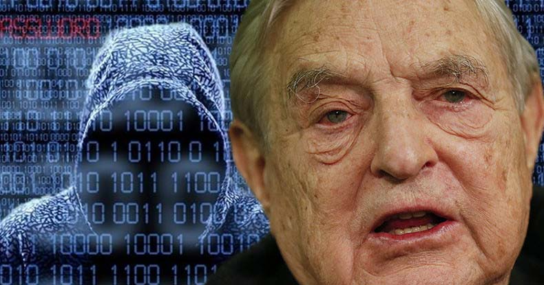 George Soros was Hacked! -- Thousands of Files Expose Election Manipulation & More