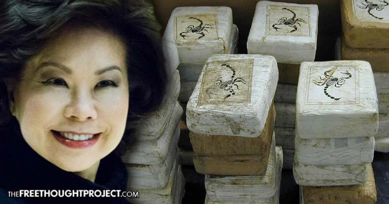 Trump's Latest Cabinet Pick Connected to 90 Pound Seizure of ...
