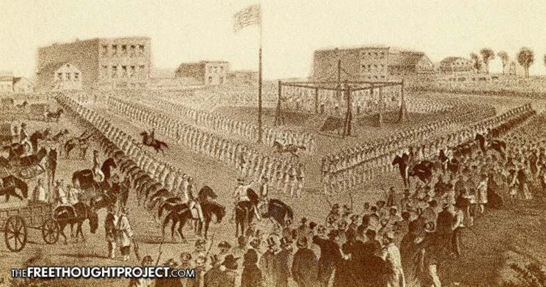 Dakota 38 — 154 Years Ago Today, Govt Carried Out The Largest Mass Execution In US History