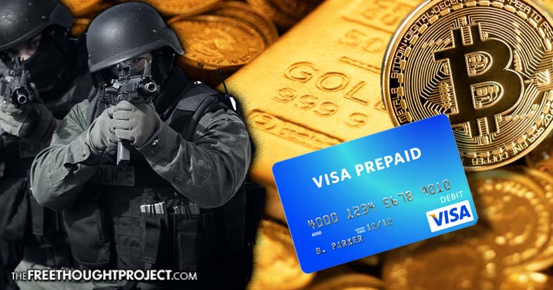 europe proposes confiscating gold cash bitcoin prepaid cards to fight terrorist financing - Gold Visa Prepaid Card