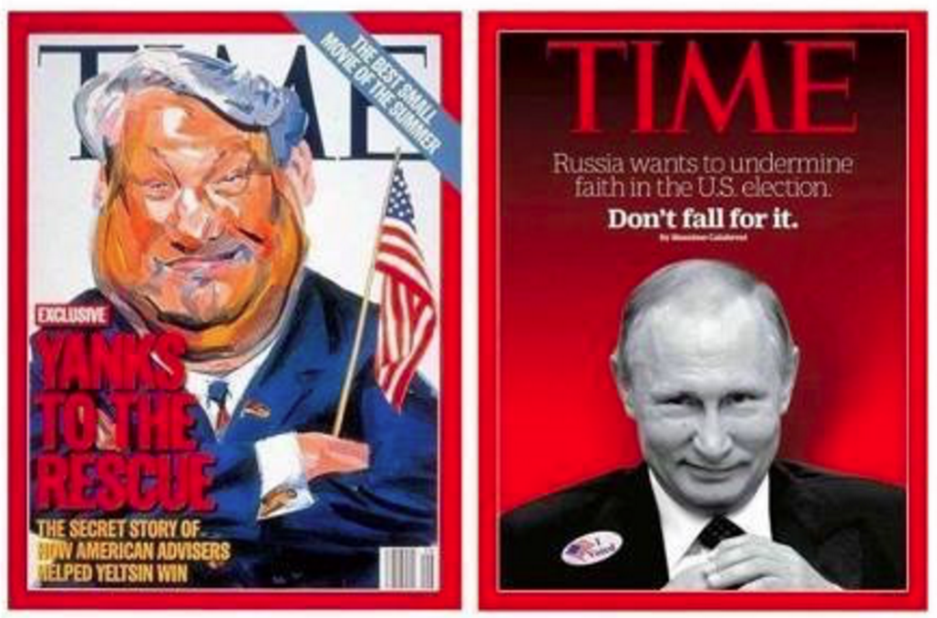 propaganda in elections  russian-generated content in the run-up to the 2016 election to 150  fire as it  reveals 150m americans saw russian election propaganda.