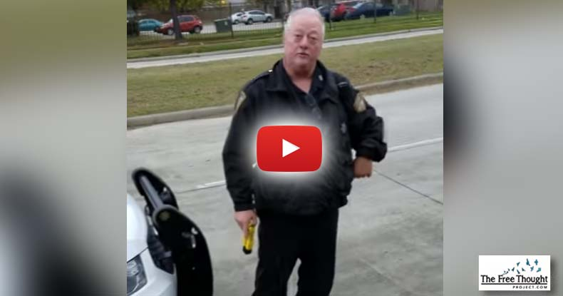 VIDEO: High School Kid Threatened with Taser & Handcuffed — for Jogging — While Black