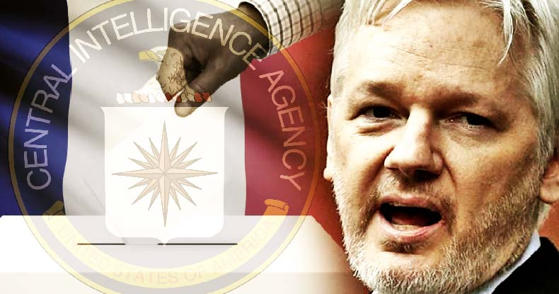 Wikileaks docs expose role of cia espionage in french elections