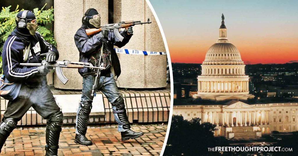 DC to Hold 'Full Scale' Terror Attack Drill Amid North Korea Standoff — This Wednesday