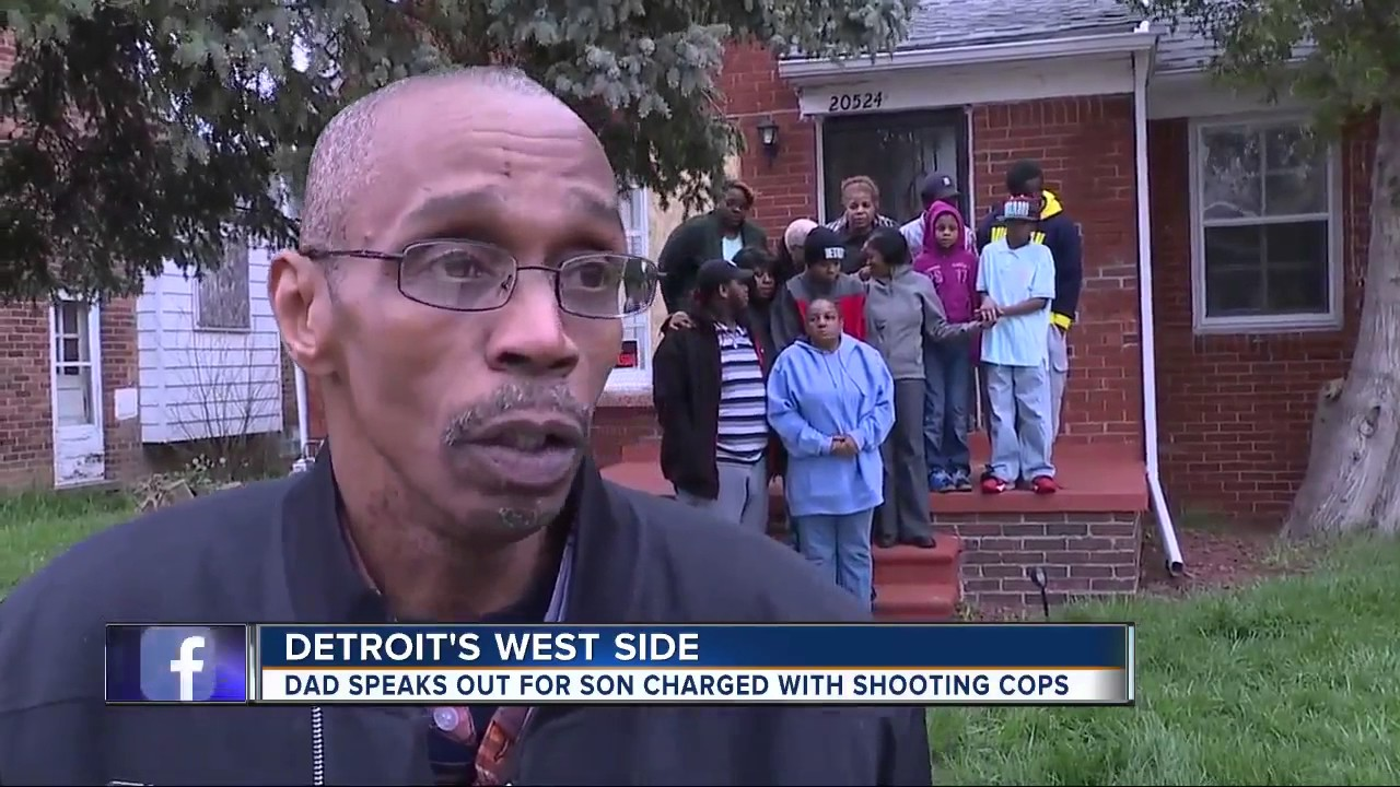 Teen Charged After Defending Home from Intruders, Because the Intruders Were Cops