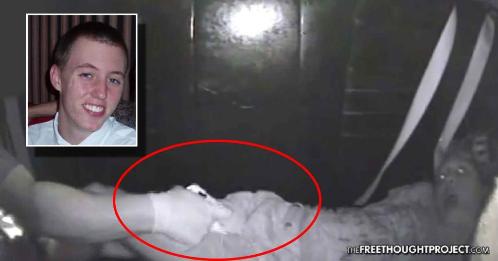 'Motherf**ker! I'm Going to Kill You!' Video Shows Cops Torture Teen to Death with Tasers