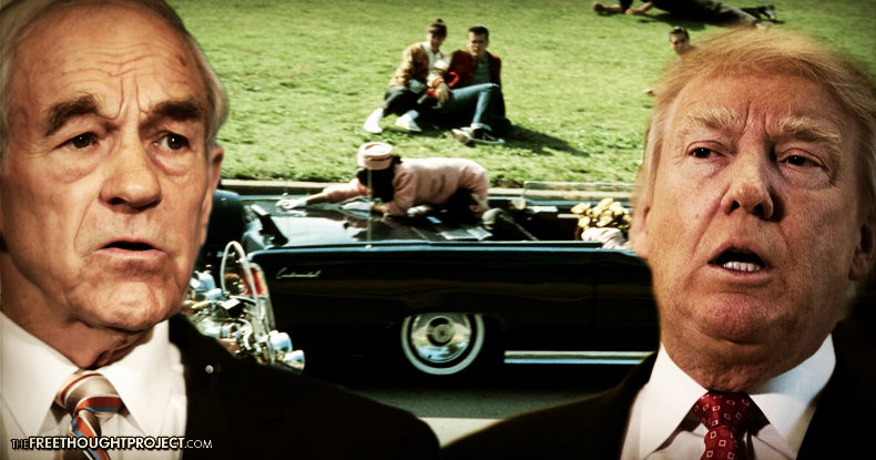 thesis of jfk assassination