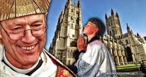 BREAKING: Church of England Admits it 'Colluded' to Cover-Up Decades of Child Rape