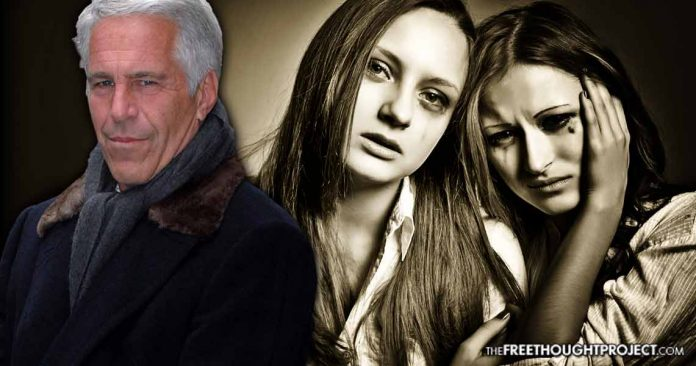 Victims Sue Federal Govt for Slap on the Wrist Given to Billionaire Pedophile Jeffrey Epstein Epstein-victims-696x366