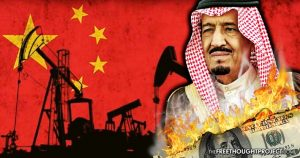 China to 'Compel' Saudi Arabia to Trade Oil in Yuan – Ending Petrodollar as World Reserve Currency