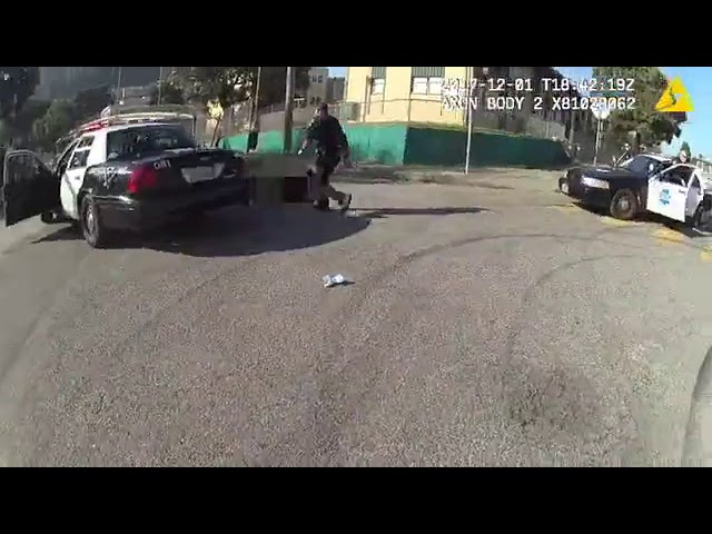 Residents Outraged As Video Shows Cop Kill Unarmed Man in Drive-By Shooting Fashion