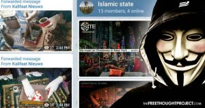 BREAKING: Anonymous Hacks ISIS Accounts Finds Attacks Planned for US, Bomb-Making Plans