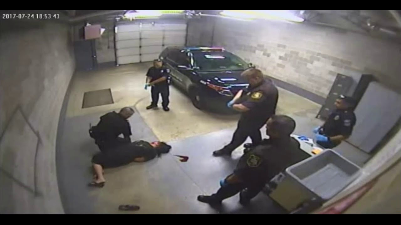 WATCH: Tyrant Cop Knocks Handcuffed Woman Unconscious for No Reason & Lies About It