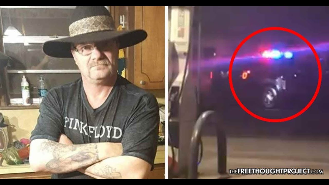 EXCLUSIVE: Video Shows Cops Taser Grandpa to Death While Handcuffed in Back of Police Cruiser