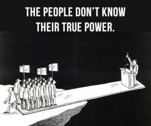 people-know-their-power