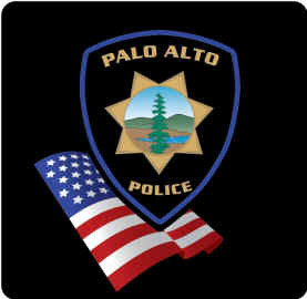 Palo Alto PD Mobile app icon