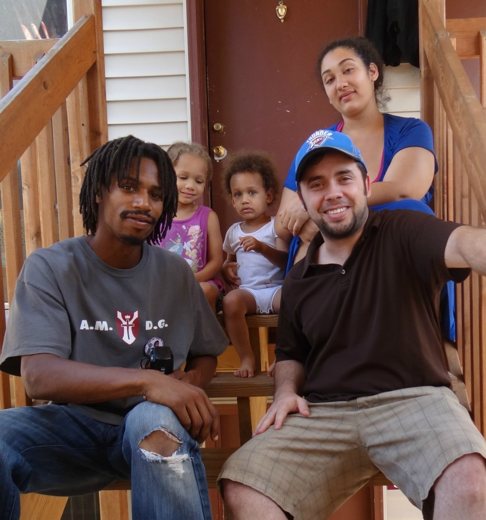 David Whitt & Family with Lance Murray from The Free Thought Project
