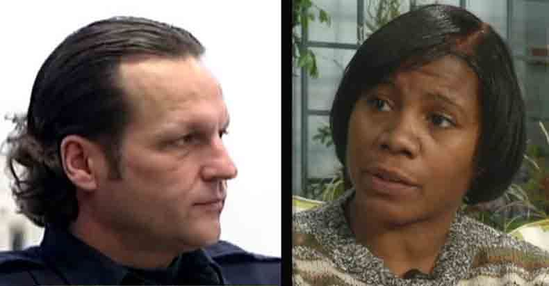 Cop Stops Fellow Cop From Choking a Handcuffed Man, She Was Then Beaten and Fired
