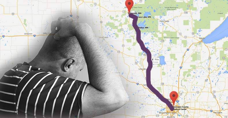 mentally-ill-man-forced-to-walk-188-miles-back-to-jail