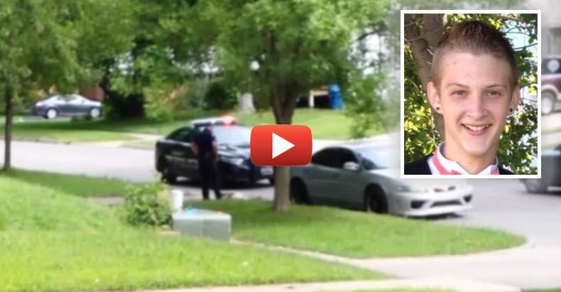 Cop Indicted for Tasering a Teen, Leaving him in a Coma, for