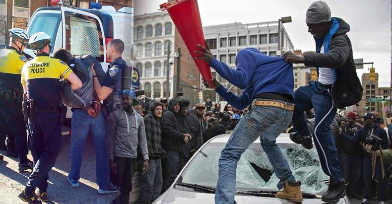Teen-Faces-Life-for-Breaking-Windows-While-Cops-who-Murdered-Freddie-Gray-Receive-Far-Less