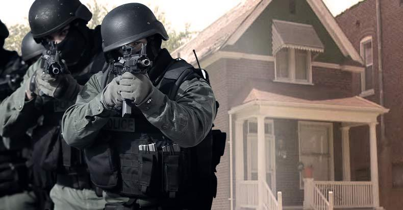 SWAT-Team-Raids-Wrong-Home,-Breaks-Windows-on-Home,-Issue-Citation-for-Broken-Windows