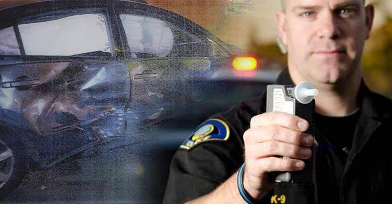 Cop Runs Stop Sign, Hits Sober Driver, Dept Covers it Up By Framing