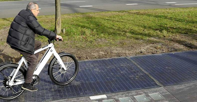 Outperforming All Expectations, World's First Solar Road Lights a Path Into the Future