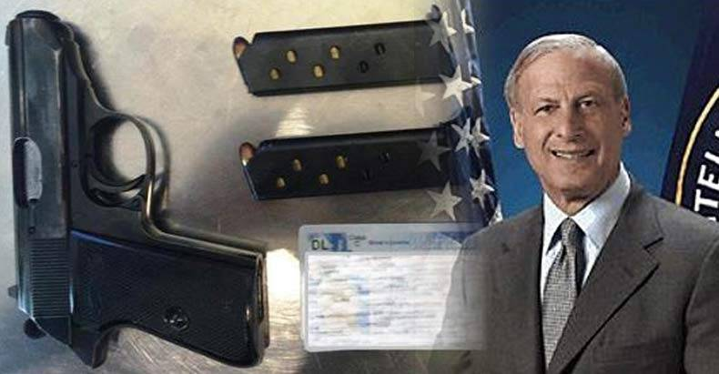 Former-Executive-Director-of-CIA-Arrested-Attempting-To-Bring-Loaded-Gun-On-Airplane