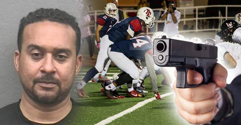 ATF-Officer-Snaps-at-Son's-Football-Game,-Assaults-Man-Pulls-Gun-On-Bystanders