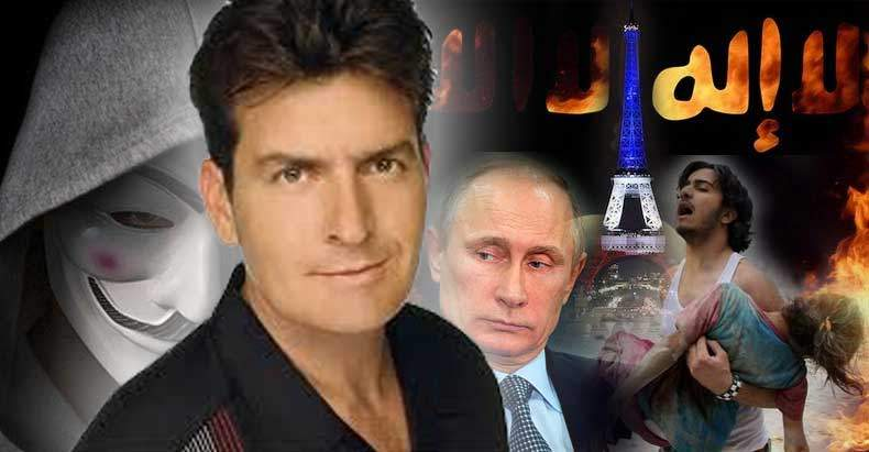 5 Critical Stories the Mainstream Media Buried Under Charlie Sheen's Personal Life